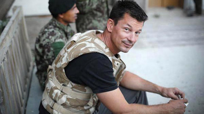 ​'West must offer Islamic State a truce' - ISIS captive John Cantlie
