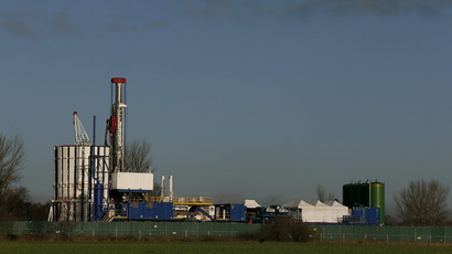 Awkward! Greenpeace gloss over survey showing majority support for fracking