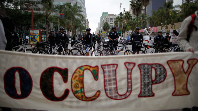 Los Angeles officials settle Occupy LA claims stemming from violent eviction