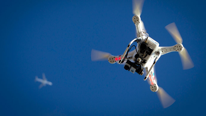 FAA sued over lack of privacy protections in drone regulations