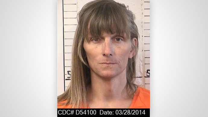Michelle-Lael Norsworthy. (California Department of Corrections and Rehabilitation)