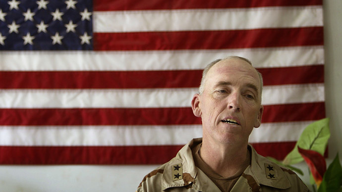 Major General Geoffrey D. Miller. (Reuters/Damir Sagolj)