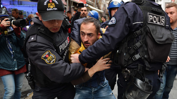 Turkey grants police & governors more power in new law