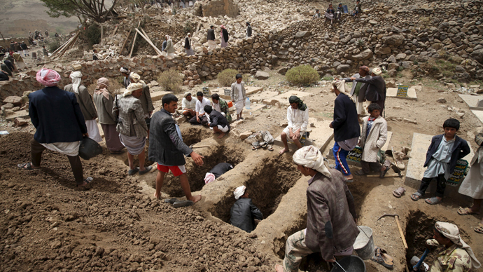 ​Airstrike kills family of nine in Yemen – residents