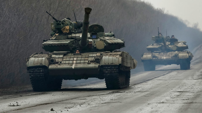 Moscow calls for additional weapons withdrawal in E. Ukraine