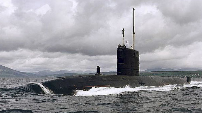 British nuclear sub suffers £500k damage tracking Russian vessels - report