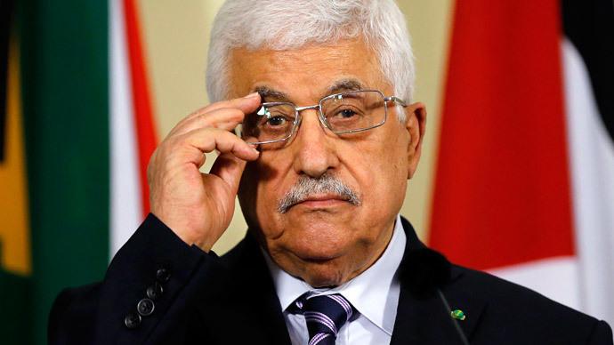 Palestinian President Mahmoud Abbas (Reuters / Siphiwe Sibeko)