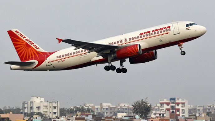 Air India co-pilot starts fight with captain in cockpit minutes before flight – report