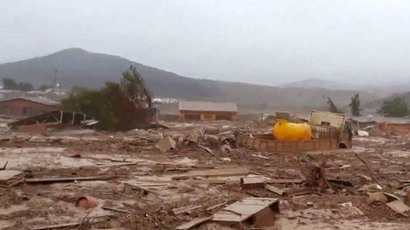 Years' worth of rain in 48 hours: Monster cyclone threatens Yemen & Oman with floods, landslides