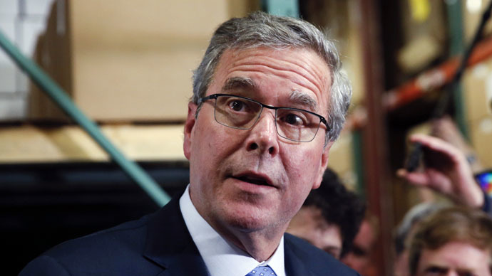 Former Florida Governor Jeb Bush (Reuters/Shannon Stapleton)