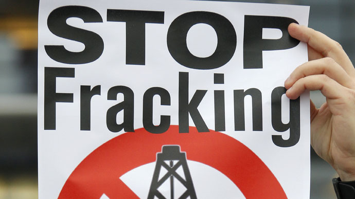 French media leaks 'buried' govt report on alternative to fracking
