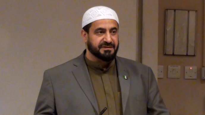 Syrian anti-Assad imam shot dead in London