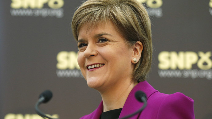 ​Try, try and try again? Sturgeon hints at another Scottish independence vote
