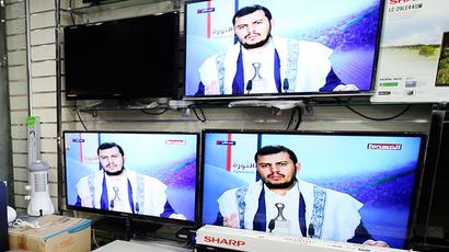 Leader of the Houthi group Abdel-Malek al-Houthi (Reuters / Mohamed al-Sayaghi)
