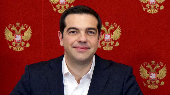 Greek Prime Minister Alexis Tsipras. (Reuters/Alexander Zemlianichenko)