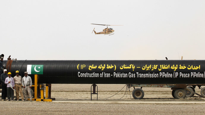 China to build $2bn Iran-Pakistan pipeline - media