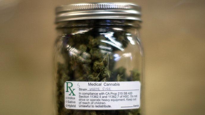 'Major hypocrisy': US govt-funded agency admits marijuana can kill cancer cells