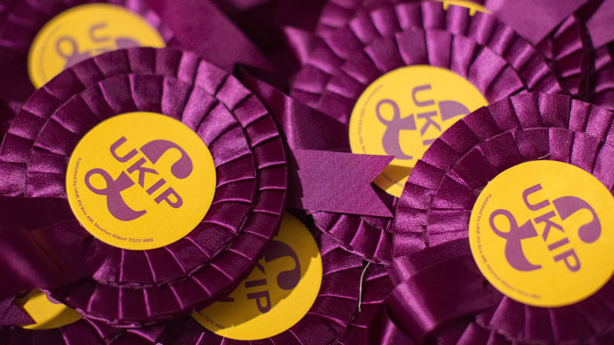 UKIP candidate apologizes for saying Lib Dem 'deliberately caught HIV'