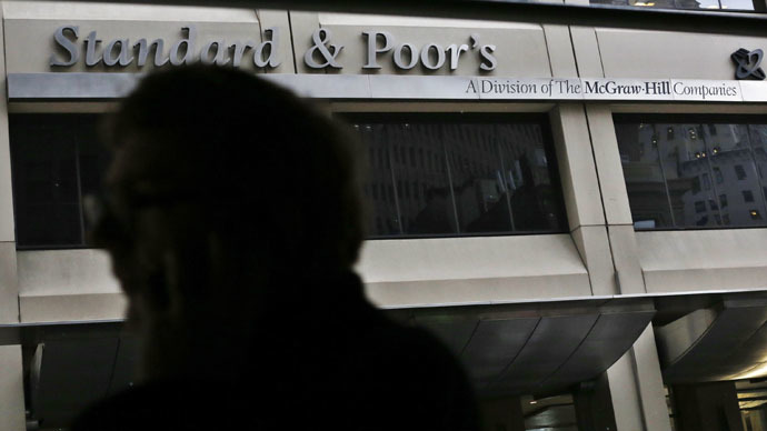 Default in Ukraine 'virtual certainty': S&P cuts foreign currency rating to 'CC'