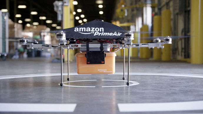 Amazon can test drones, but with restrictions – FAA