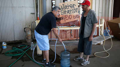 'Toilet to tap': California considers sewage as possible source of drinking water amid drought