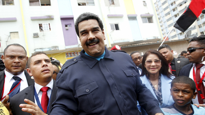 'I respect you, but I don't trust you' – Maduro to Obama
