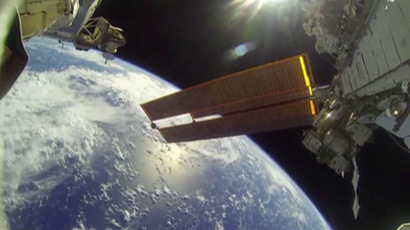 Space Odyssey 2015: SpaceX Falcon 9 rocket captures Earth on GoPro (VIDEO)