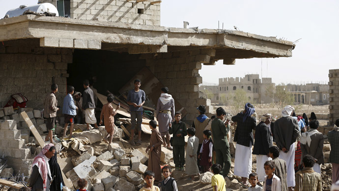 ​Saudi Arabia rejects Iran's calls for ceasefire in Yemen conflict