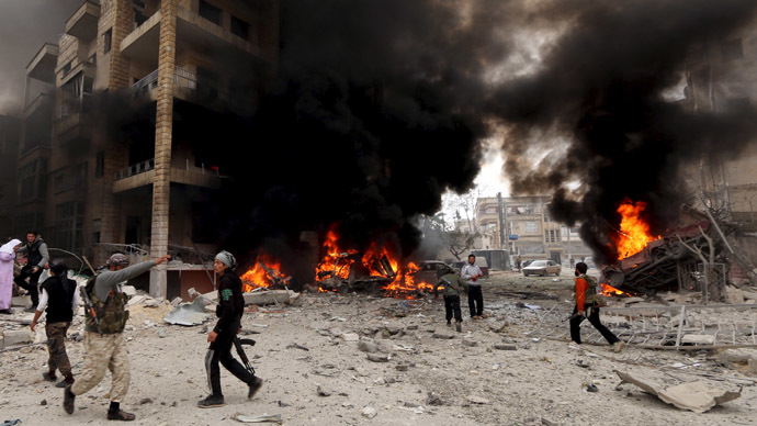 a history of the russian involvement in the syrian civil war But even as the west accuses syria and russia of committing war in addition to heating up the civil war between the involved in syria.