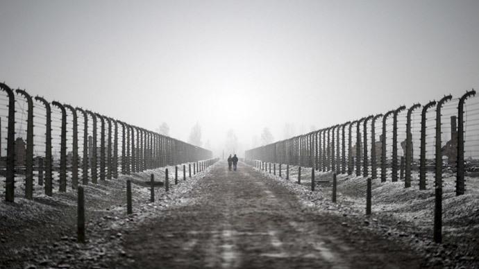 The Auschwitz-Birkenau concentration camp in Oswiecim, where a museum was founded in 1947.(RIA Novosti / Valeriy Melnikov)