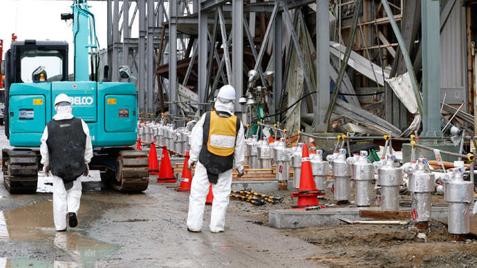 Robot sent to Fukushima reactor core records fatal radiation levels (VIDEO)