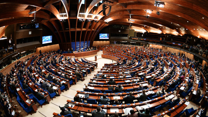 'Useless and expensive' - Russian MP presses for PACE exit