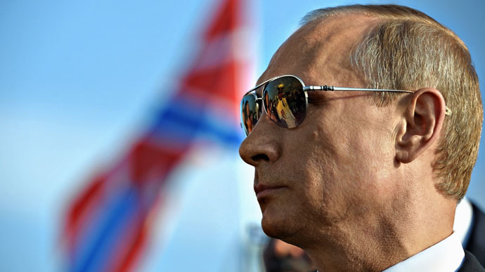 Vladimir Putin steals the show in TIME 100 reader's poll