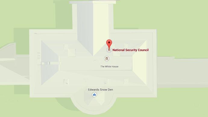 'Edwards Snow Den': Google 'relocates' NSA whistleblower to White House