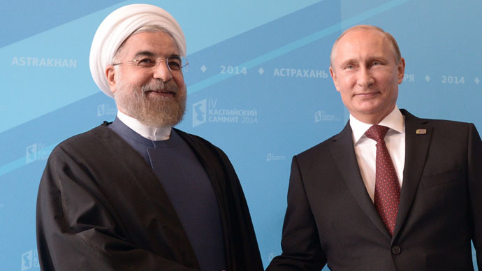 Russia Iran oil-for-goods deal on – Kremlin
