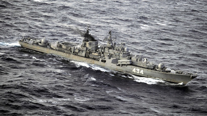 Russian Baltic Fleet duel: Stealth corvette v black hole sub (RT DOC SERIES)