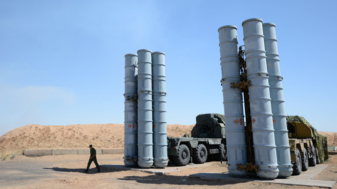 S-300 in Iran 'no threat to Israel': Putin briefs Netanyahu on defensive weapons concept