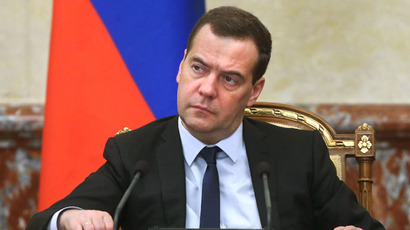 Russia ready to oppose any outside pressure - Medvedev