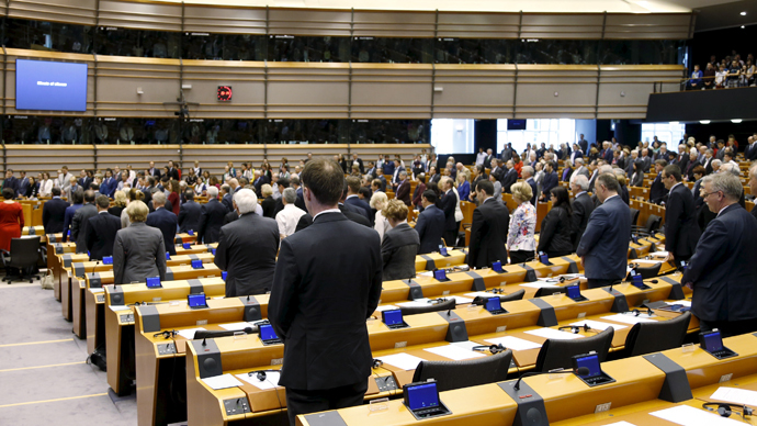 EU Parliament adopts resolution calling on Turkey to recognize Armenian genocide