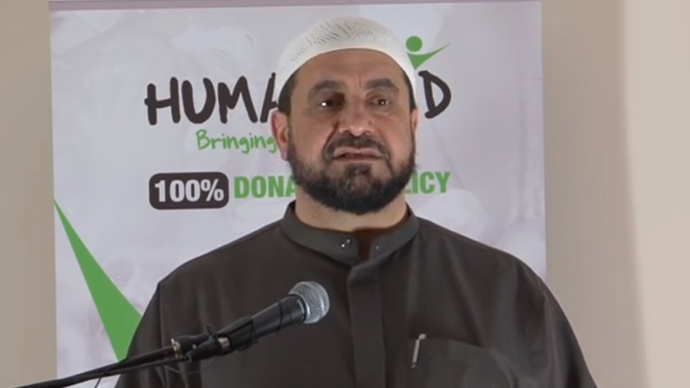 Abdul Hadi Arwani (Screenshot from youtube.com video)