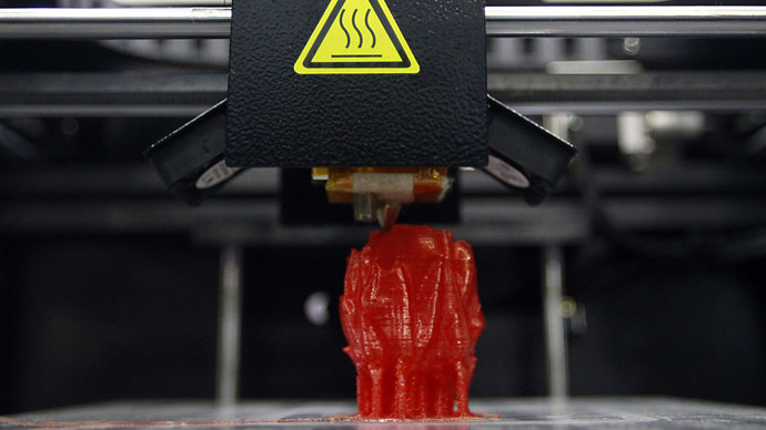 ​More copy panic? Bill to require copyright warnings near 3D printers