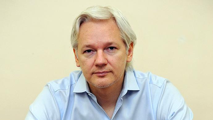 Wikileaks founder Julian Assange (Reuters / Anthony Devlin)