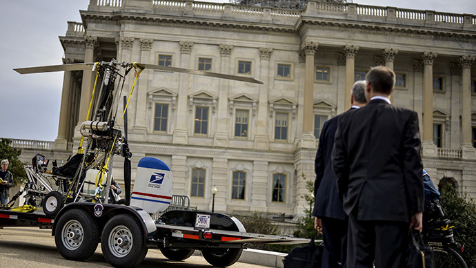 Gyrocopter incident raises new security concerns in DC