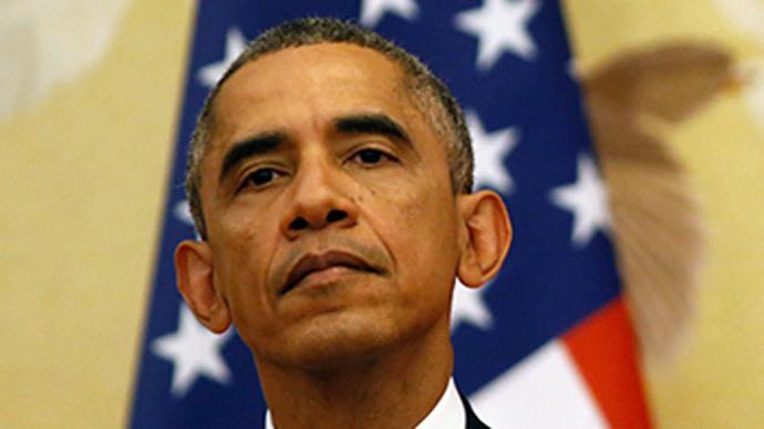 US President Barack Obama (Reuters / Kevin Lamarque)