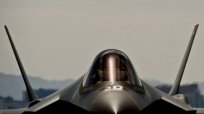 Navy chief predicts drones will replace F-35