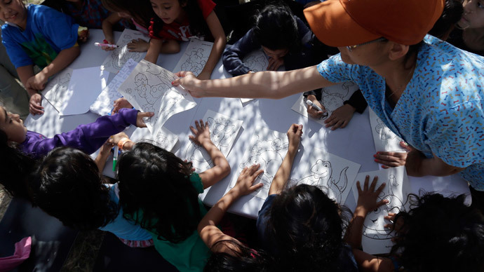 Reuters / Eric Gay