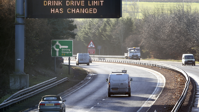 Dehydration has same impact on road safety as drink-driving