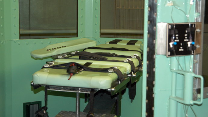 Experimental execution: Oklahoma legalizes nitrogen-gassing of death-row inmates