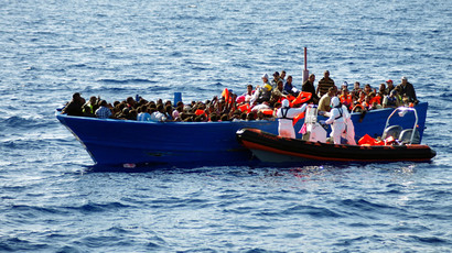 Hundreds feared dead as boat carrying over 900 migrants capsizes off Libya