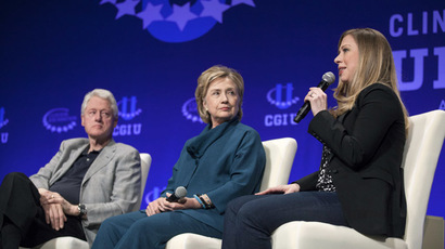Clinton says she'll reveal Wall Street speeches when Republicans do